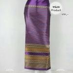 tnc_1051 ผ้าไหม ผ้าซิ่นล้านนา กว้าง 1.00 ม. ยาว 1.80 ม. ราคา 490 บาท