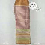 tnc_1058 ผ้าไหม ผ้าซิ่นล้านนา กว้าง 1.00 ม. ยาว 1.80 ม. ราคา 490 บาท