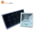 High Power Energy Saving LifePO4 Battery Solar LED Flood Light 100W#ไฟฟลัดไลท์ โซล่าเซลล์ 100W