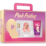 Nicki Minaj Pink Friday Perfume Gift Set (3 Pcs.) น้ำหอมนักร้องดัง นิคกี้ มินาร์จ ชุด ประกอบด้วย 3 ชิ้น