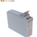 แบตเตอรี่ ดีฟไซเคิล 100Ah 12V(ฝาหน้า)#Felicity Front Access Deep Cycle Battery 100Ah 12V