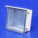 ตู้พลาสติกกันน้ำ Latch-Hinged ABS Plastic Box (High Grade)