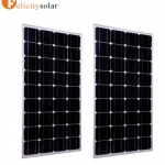 Solar Panel แผงโซล่าเซลล์ Mono-crystalline 100W