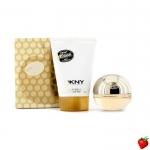 Women's Golden Delicious Fragrance Gift Set by DKNY - 2 pcs. น้ำหอม DKNY Golden Delicious Gift Set EDP 50ml ของใหม่พร้อมกล่อง