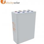 แบตเตอรี่ OPzV 2V 2500Ah#Felicity Tubular Gel Battery OPzV 2V 2500Ah