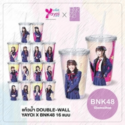 YAYOI Double-Wall Glass Special Limited Edition YAYOI x BNK48 Complete Set