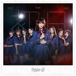 "CD BNK48 3rd Single Shonichi ""TYPE B"""