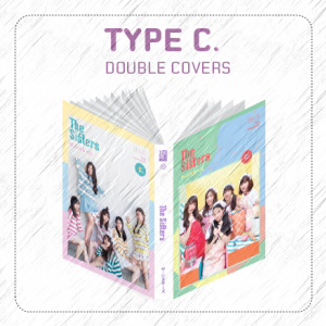 "BNK48 1st Photobook ""The Sisters"" TYPE C"