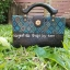 กระเป๋าถือ คาดผ้าไทย