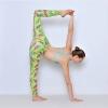 กางเกงลายไอติม leggings สำหรับออกกำลังกาย โยคะ พิลาทิส ฯลฯ