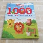 รวม 1,000 คำศัพท์และประโยค (1,000 Words & Sentences)