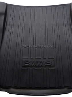ถาดท้ายรถ BMW SERIES 3 F30 สวยงาม ทนทาน เข้ารูป ป้องกันน้ำ กันฝุ่น กันเปื้อน100%