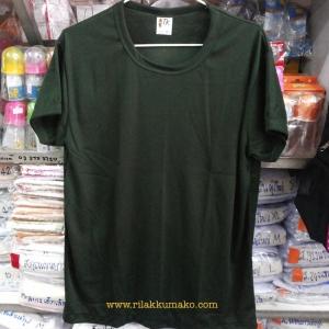 เสื้อยืด ร.ด. คอกลม ไม่สกรีน (สั่งซื้อ12ตัว เหลือตัวละ 80บาท)