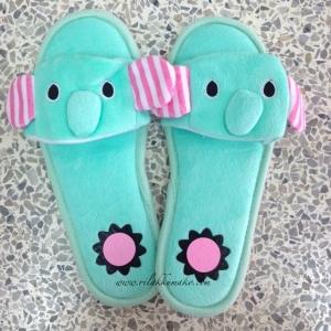 รองเท้าลาย ช้าง Mouton ใส่เดินในบ้านหรือนอกบ้านก็ได้จ้า