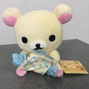 ตุ๊กตา โคะริลัคคุมะ korilakkuma 5 นิ้ว