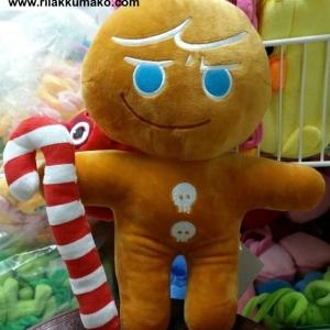 ตุ๊กตา คุ๊กกี้รัน Cookie Run มี2ขนาด 9นิ้ว และ 14นิ้ว