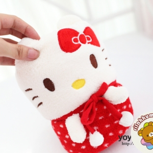 ผ้าห่ม ลาย คิตตี้ Hello Kitty เนื้อผ้านาโน นิ่มมากๆ