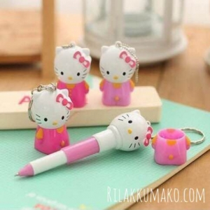 ปากกาคิตตี้ Hello Kitty ยืดหดได้