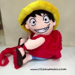 กระเป๋าสะพายข้าง ลูฟี่ Luffy One Piece