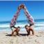 กางเกงลายแตงโม leggings สำหรับออกกำลังกาย โยคะ พิลาทิส ฯลฯ thumbnail 7
