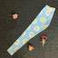 กางเกงลายไข่ดาว leggings สำหรับออกกำลังกาย โยคะ พิลาทิส ฯลฯ thumbnail 4