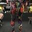 กางเกงลายคาบูกิ leggings สำหรับออกกำลังกาย โยคะ พิลาทิส ฯลฯ สำเนา thumbnail 2