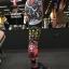 กางเกงลายคาบูกิ leggings สำหรับออกกำลังกาย โยคะ พิลาทิส ฯลฯ สำเนา thumbnail 3