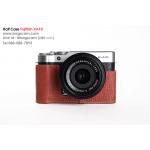 เคสกล้อง FUJIFILM XA10 brown