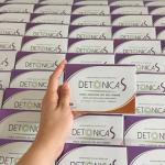 Detonica S ดีโทนิก้าเอส 1 กล่อง (10เม็ด) เม็ดส้ม