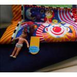 ผ้าจัดเซตผ้าบล๊อค สั่งจากUSA 1ชิ้น (4บล๊อคเล็กตามภาพ) + ผ้าพื้นหาในไทย 1 ชิ้น ขนาด1/ 4m
