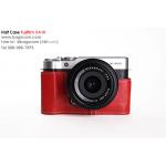 เคสกล้อง FUJIFILM XA10 red