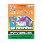 ชุดกิจกรรมเรียนรู้คำศัพท์ (My Activity Pack - Word Building)