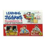 Learning Jigsaws Occupation - 4