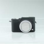 เคสซิลิโคน Panasonic GF9 สีดำ