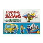 Learning Jigsaws Occupation - 2