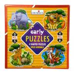 Early Puzzles - Wild Animals