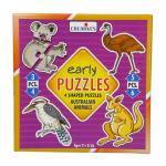 Early Puzzles - Aus Animals
