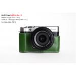 เคสกล้อง FUJIFILM XA10 dark green