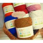 YBC1: ไหมพรม100% cotton ขนาด25g 70m มีให้เลือก10สีไม่มีราคาส่งค่ะ