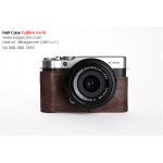 เคสกล้อง FUJIFILM XA10 dark brown