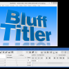 Bluff Titler Pro 2.3.0 Mega Pack โปรแกรมทำ ไตเติ้ล
