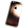 เคสไอโฟน 6/6S ขอบยาง หลัง Apple (สีพิ้งโกล)