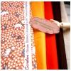 ผ้าcotton สั่งจาก USA 27x45 cm +ผ้าพื้น cotton 4 สีหาในพื้นที่ขนาด 27x50cm สั่งหลายจำนวนผ้าต่อกันค่ะไม่ตัดแยกค่ะ