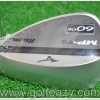 NEW MIZUNO MP-T5 WHITE SATIN WEDGES 60* DYNAMIC GOLD FLEX WEDGE