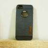 case iphone 5/5s/SE เคสยาง สีดำ
