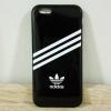 เคสไอโฟน 5/5s/SE เคสยางลาย adidas