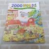 2000 Words 1 ศัพท์ภาษาอังกฤษ 2000 คำ ฉบับสมบูรณ์ เล่ม 1 พิมพ์ครั้งที่ 3***สินค้าฟมด***