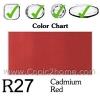 R27 - Cadmium Red