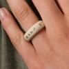 พร้อมส่งจ้า แหวน Enamel Marc by Marc Jacobs สามารถปรับขนาดได้ สวย เท่ เริ่ดมากค่ะ