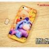 เคสiPhone5c - TPU ลายการ์ตูนหมีพูห์